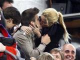 Messi attı Shakira öptü