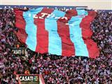 Trabzonspor tarihe geçti