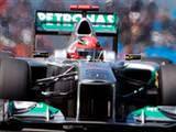 3. turların en hızlısı Vettel, ikinci Schumacher