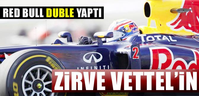 Red Bull 'duble' yapt�