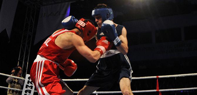 Avrupa Boks Şampiyonası Ankara'da
