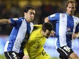La Liga'da ikinci yolcu Hercules