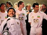 Figo ve Maradona aynı takımda