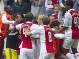 Finişi Ajax önde geçti
