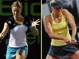 Clijsters ile Sharapova favori