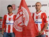 Antalyaspor'da 2 imza