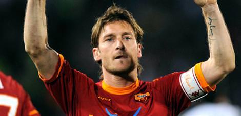 Totti'nin beklentileri büyük