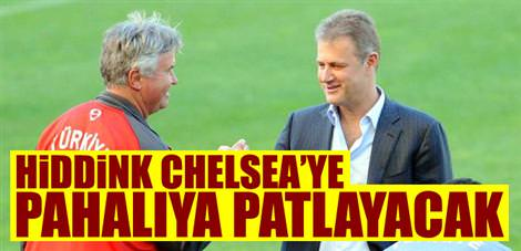 ��te Abramovich'in Hiddink i�in �deyece�i para