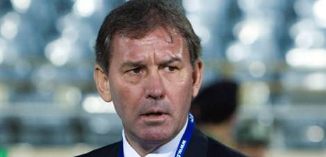 Robson Tayland'ı bıraktı
