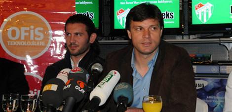Kaleci Yavuz 2014'de kadar Bursa'da
