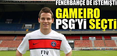 Ve Gameiro PSG'de!