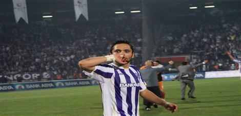 Ahmet Kuru Trabzonspor'a