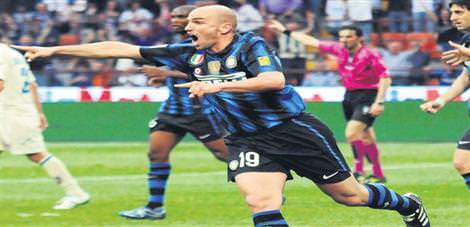 Asıl hedef Cambiasso