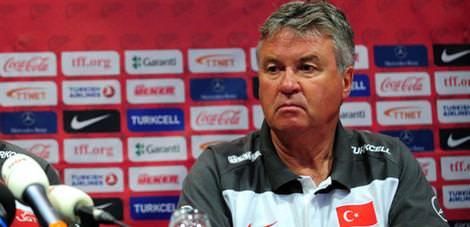 Inter - Hiddink iddialar�na yalanlama