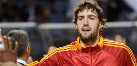 Andric Galatasaray'da kaldı
