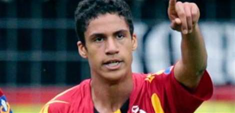 Varane Real Madrid'de