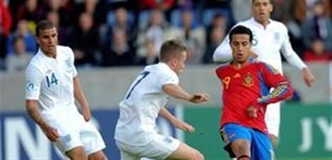 Gençlerde de şampiyon İspanya