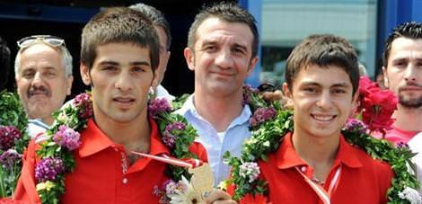 Şampiyonlar Trabzon'da