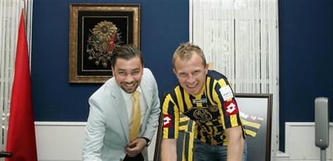 Serdar Kulbilge Ankaragücü'nde