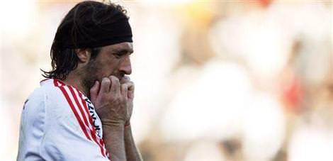 River Plate küme düştü