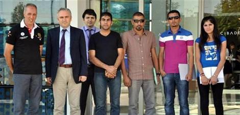 Irak Milli Takımı Adana'da