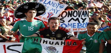 Şampiyon Meksika