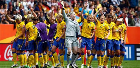 Kuzey Kore: 0 İsveç: 1
