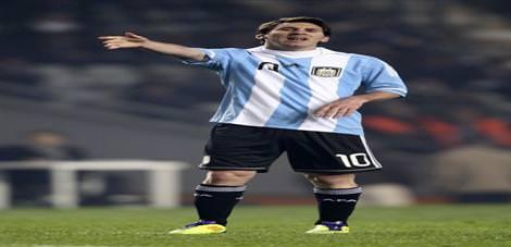 Messi ağzını bozdu