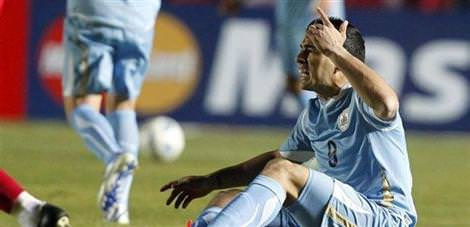Uruguay-Peru: 1-1