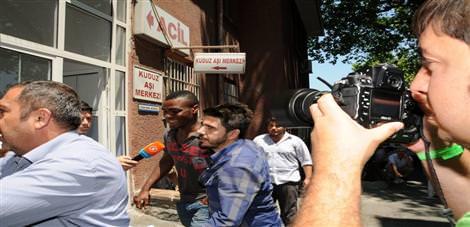 K�ratl�, Trabzon'da infiale yol a�m��t�