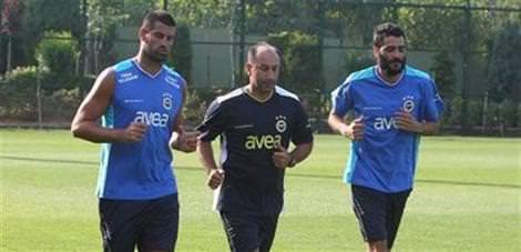 Fenerbahçe Düzce'ye gitti