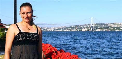 Ünlü tenisçi Türkiye'de