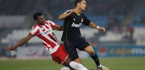 Uche Kalu Bursaspor'a doğru