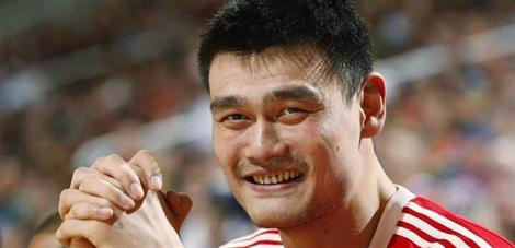 """""""Yao Ming basketbolu bıraktı"""""""