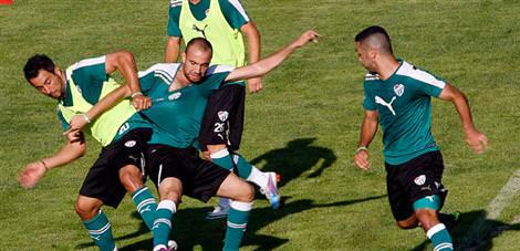 Bursaspor, Steaua Bükreş karşısında