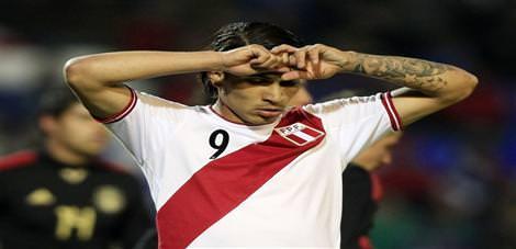 Guerrero'yu Copa'racak