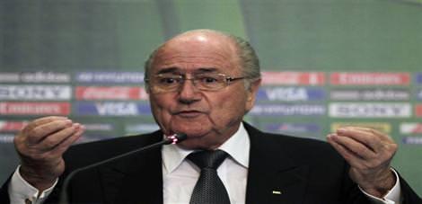 Blatter:Ömür boyu men