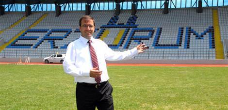 Erzurum Süper Kupa'ya hazırlanıyor