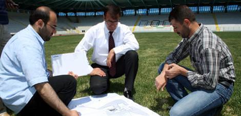 Erzurum'da Süper Kupa alarmı