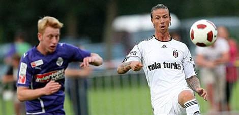 Beşiktaş 3'lü turnuvada
