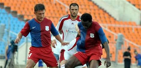 Gaziantepspor fırsat tepti 1-1