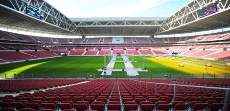 TT Arena G.Saray'ın