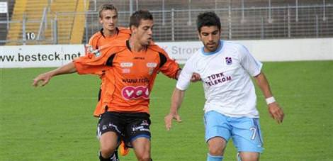 Trabzonspor-Charleroi 1-1