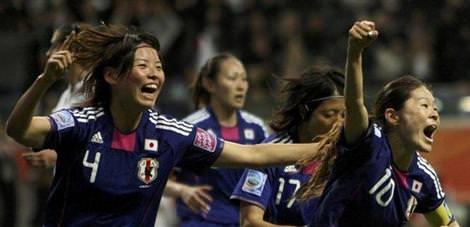 Şampiyon Japonya