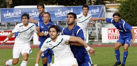 Bursaspor zorlanmadı 3-0
