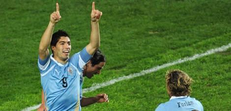 Uruguay finalde 2-0
