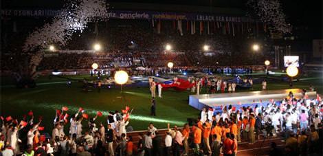 11. meşale Trabzon'da yanacak