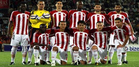 Sivas'tan Poznan'a tek kurşun: 1-0