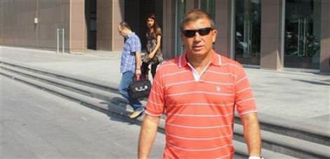 Tanju Çolak'a izin çıkmadı