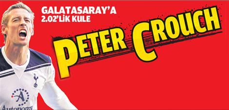 Galatasaray'a 2.02'lik kule